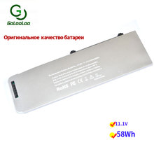 Golooloo 11.1v 58wh laptop battery A1281 for Apple MacBook Pro 15 A1286 MB470 MB470CH MB470J MB470LL MB470X MB471 MB471CH