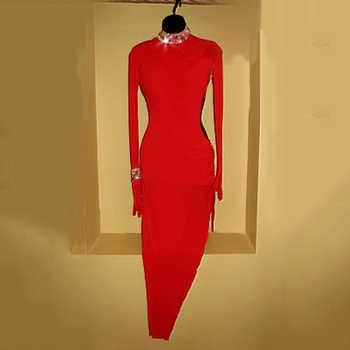 2019 New Latin Dance Dress Women Girls Regata Feminina Roupa De Ginastica Vestido De Baile Latino Dance Wear Dance Costume - DISCOUNT ITEM  0% OFF All Category