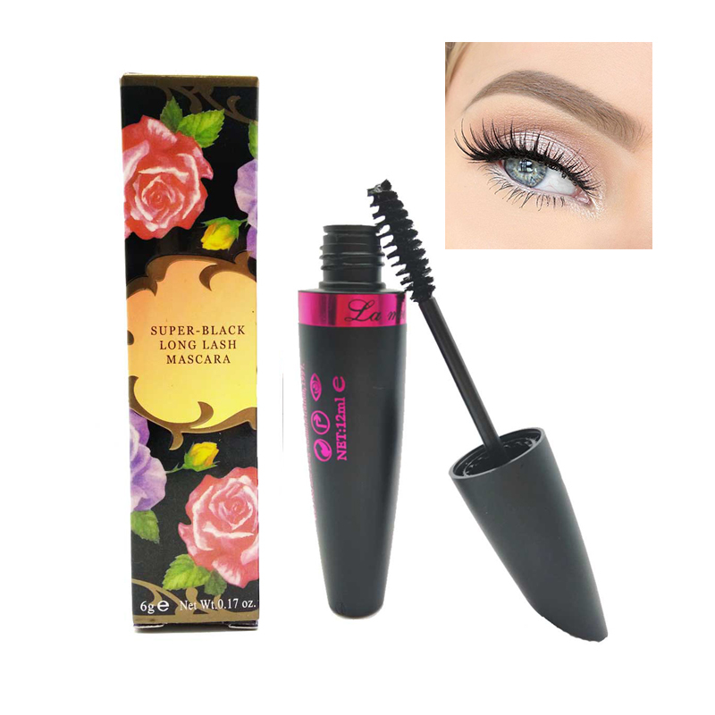 Mascara Water-proof Curling And Thick Eye E yelashes Makeup 2017 image