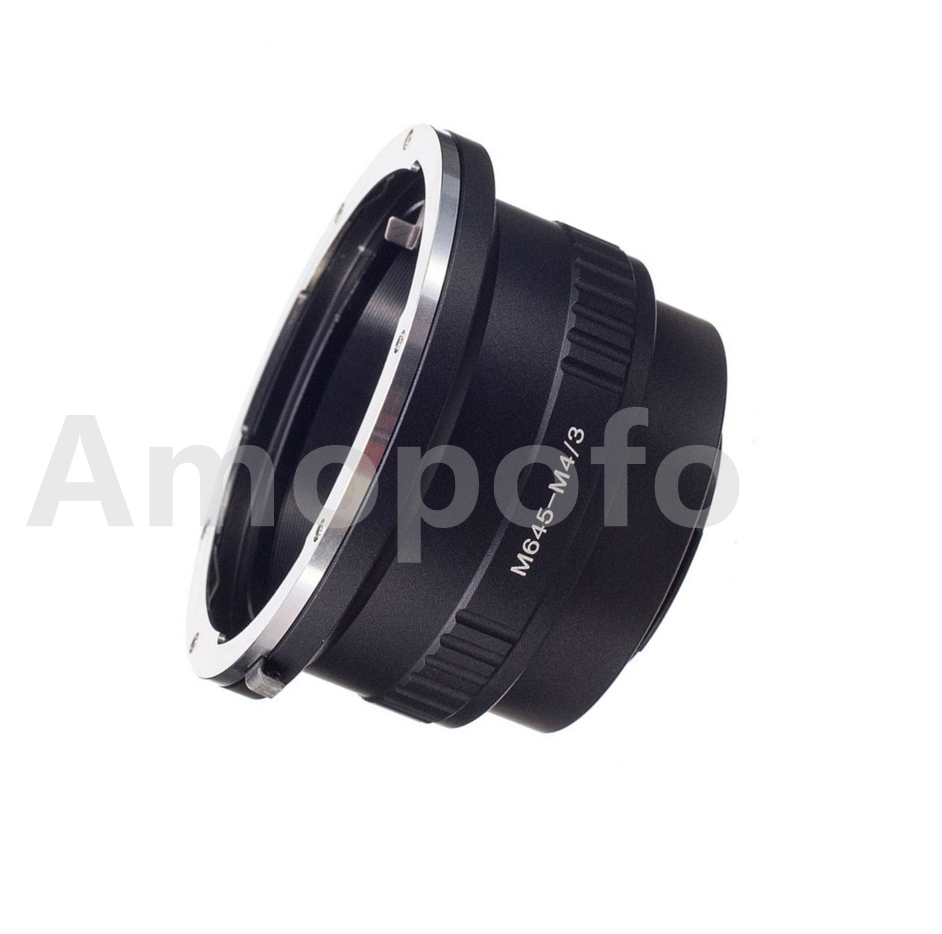 M645 M4 3 Mamiya 645 lens to Micro Four Thirds M43 PL1 P2 GF1 GH4 and