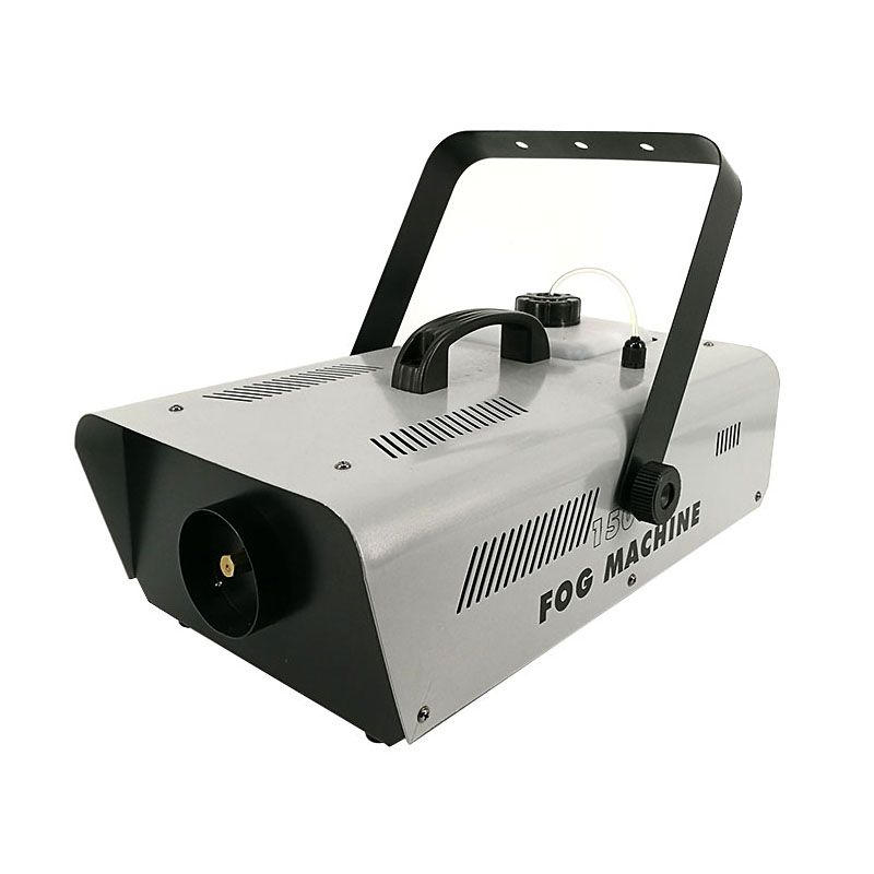 1500 Smoke Machine Professional Stage Dj Equipment Remote Or Wire Control Fog Machine Fast Shipping