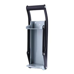 Image 4 - 16oz Beer Can Crusher Wall Mounted Hand Push Soda Cans Bottle Opener Iron Bottle Crushing Recycling