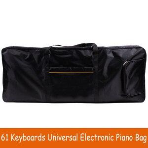 61 Ключ Универсальный инструмент клавиатура цифровой пианино чехол для защиты от пыли утолщенный Водонепроницаемый Электронный чехол для п...