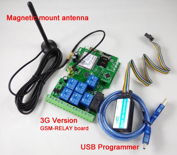 gsm-relay-3g-601-board