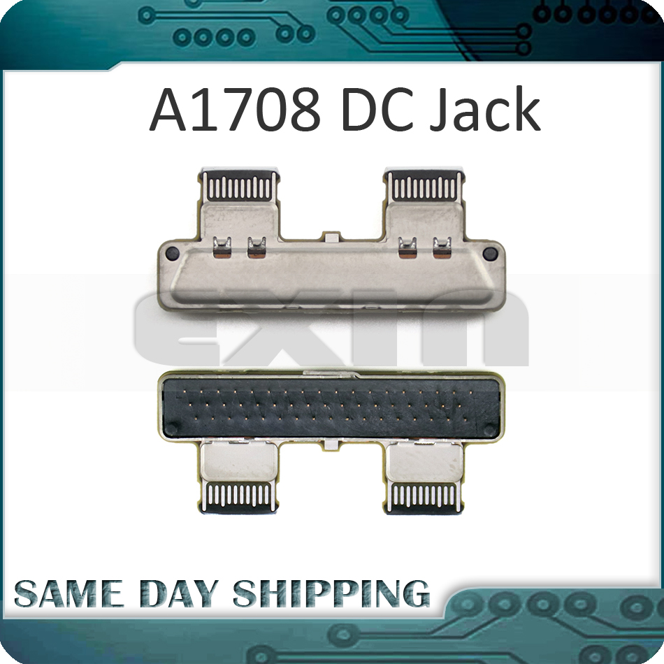 New A1708 DC Jack Power DC-IN Board For Macbook Pro Retina 13