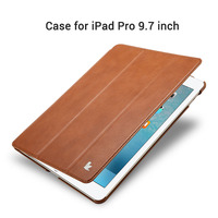 Jisoncase Case For IPad Pro 9 7 PU Leather For IPad Pro 9 7 Smart Cover