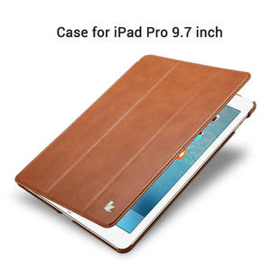 Jisoncase Case for iPad Pro 9.7 PU Leather for iPad Pro 9.7 Auto Wake Smart Cover Stand Luxury Brand Covers & Cases 2016 Release
