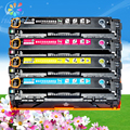 Hisaint 128A/320 320a ce320a CE320A CE321A CE322A CE323A тонер-картридж для hp CP1525N 1525NW CM1415FN лазерный принтер