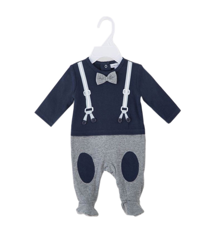 100% Cotton Baby Romper Jumpsuit Newborn Infant Long Sleeve Spring Autumn Baby boy Clothes