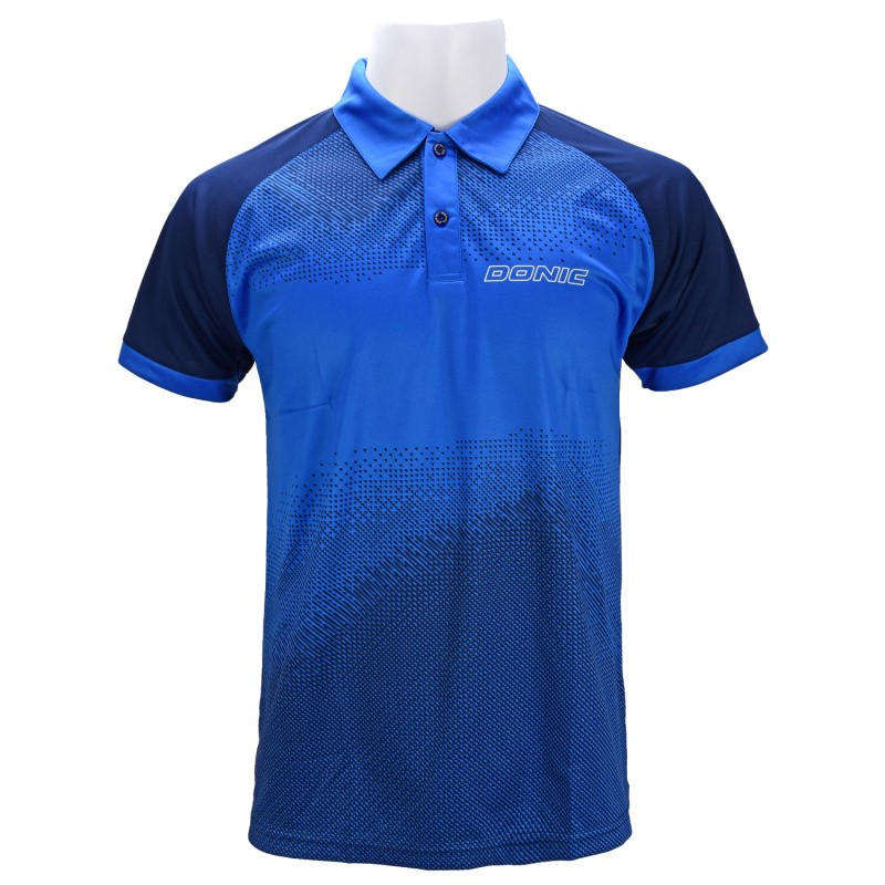New Donic Table Tennis Clothing Short Sleeve Quick dry Ping Pong Sport T-shirt Sport Jersey(China)