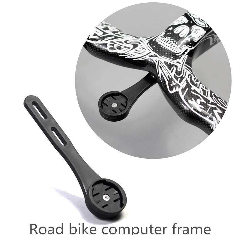 Road Bike Computer Sykkelstyr for Garmin Edge 500 800 510 810 støtte Bryton rider 20 30 40 Mounting Road 31.8mm
