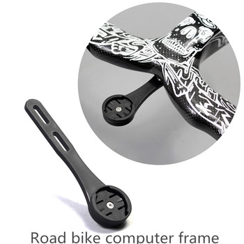Road Bike Computer Bicycle Handlebar for Garmin Edge 500 800 510 810 support bryton rider 20 30 40 Mounting Road 31.8mm image