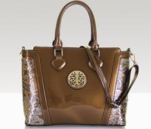 New fashion women patent leather bag lady handbag