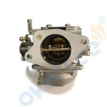 6K5 14301 01 Top Carburetor For Yamaha 60HP E60M Outboard Engine Parsun T60 Boat Motor aftermarket