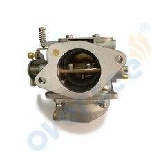 6K5-14301-01 Top Carburetor For Yamaha 60HP E60M Outboard Engine Parsun T60 Boat Motor aftermarket parts 6K5-14301-1