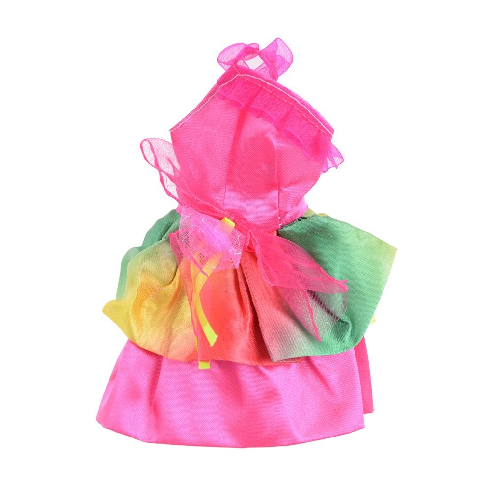 Hot Sell Baby Toys Best Girls' Gifts Child Toys  1Set Doll Fashion Dress Party Gown Clothes For Doll l
