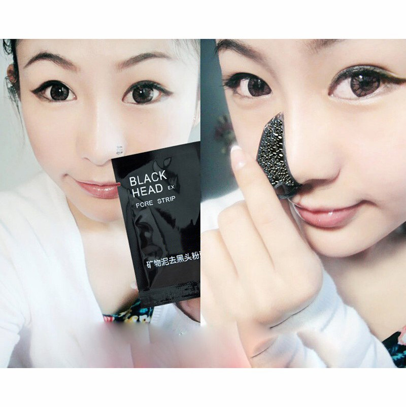 Beyoutiful Black Out Pore Treatment: Bittb 5PC Beauty Face Care Nose Herbal Blackhead Remover
