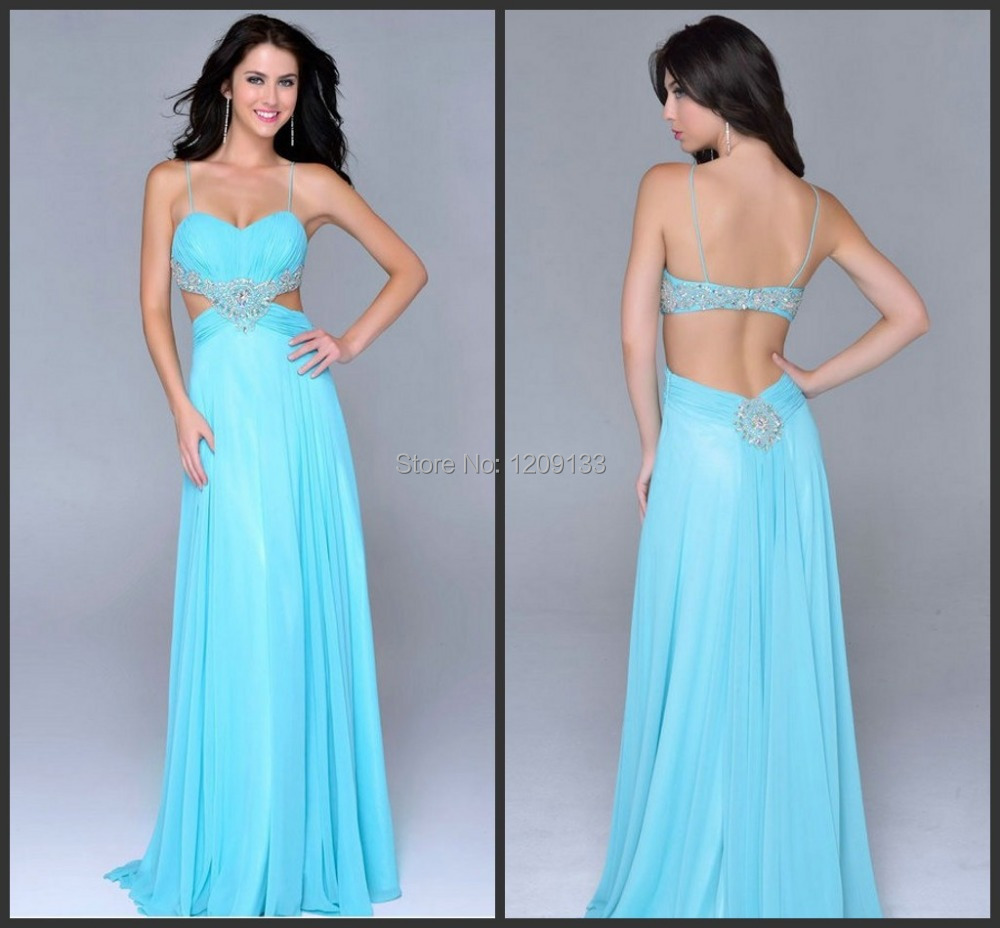 Compare Prices on Light Blue Evening Gowns- Online Shopping/Buy ...