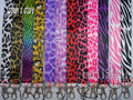 ONE PC  Leopard/ Zebra Cheetah Mobile Phone Chains Lanyard for Keys ID Badge HOlders  Mix color  Free Shipping