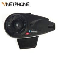 1200M BT Bluetooth Motorcycle Helmet Intercom For 5 Riders Interphone Headset Talk At Same Time V5