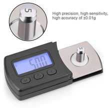 Portable Digital Turntable Stylus Force Scale