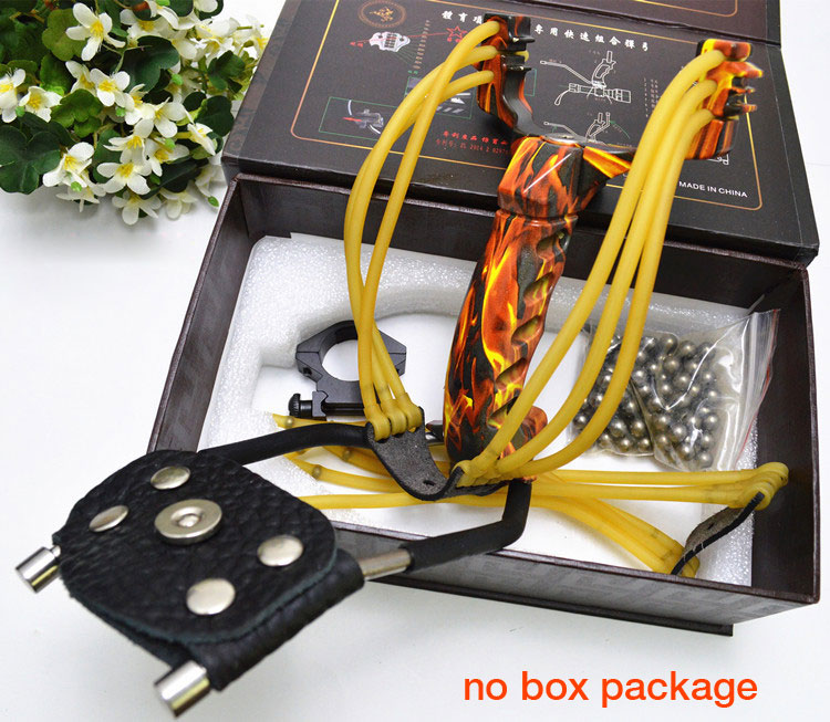 Alloy Slingshot Hunting fishing Slingshot shooting fishing Slingshot high quality Outdoor survival kit fish slingshot with the fishing wheel and laser flashlight stainless steel aluminium alloy archery shooting hunting equipment