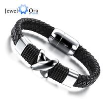 Rope China Men Bracelet Stainless Steel