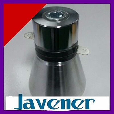 60W 25KHz Cleaning Ultrasound Transducer Ultrasonic Piezoelectric Transducer Cleaner