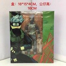 6″ Hatake Kakashi Moveable PVC Action Figure