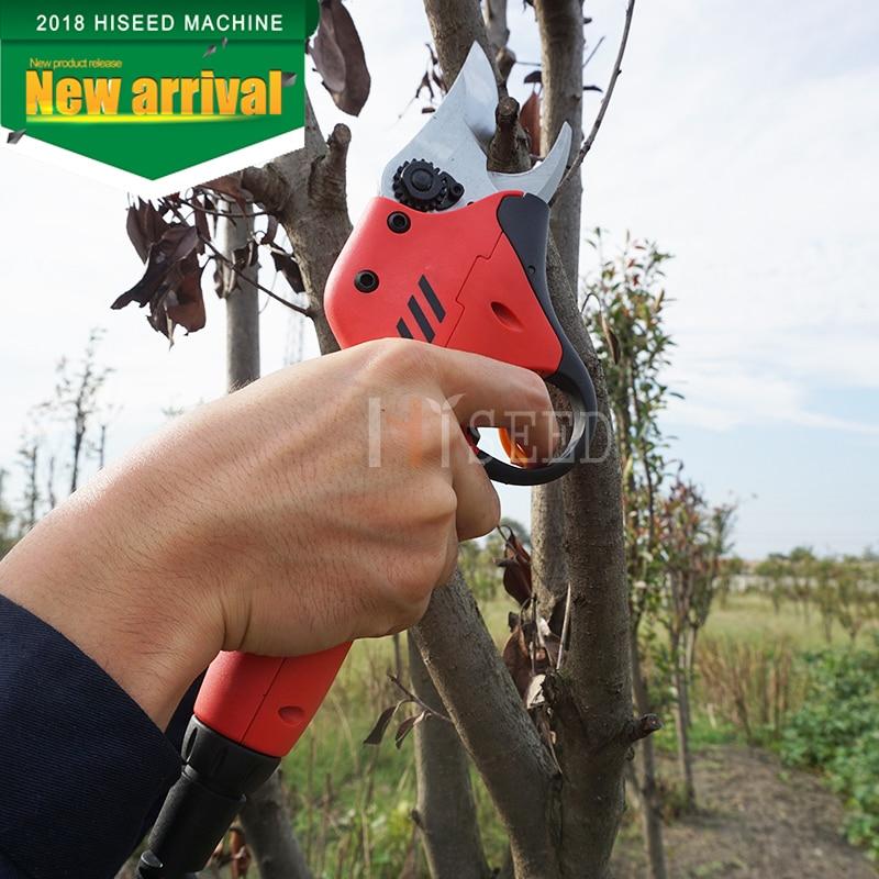 HDP 818 ličio baterijos vynuogyno žirklės yra geriausi sodo įrankiai