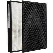 ตัวกรอง HEPA เปิดใช้งานคาร์บอนสำหรับ Panasonic f vxd50r F PXh50c F PXC50C F VXD50C เครื่องฟอกอากาศ
