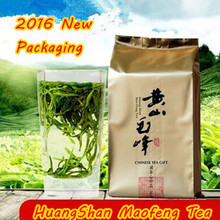 New 2016 Spring Maofeng Natural Top Level Huangshan Mao Feng Tea Handmade Mao Feng Tea Health Care Green Tea 250g Free Shipping