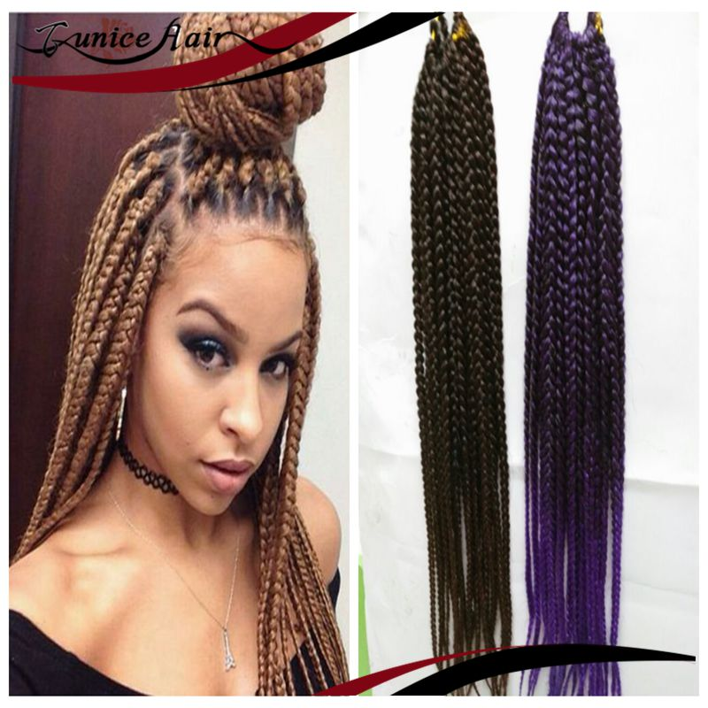 Peachy Aliexpress Com Buy Synthetic Crochet Box Braids Hair Extension Hairstyles For Men Maxibearus