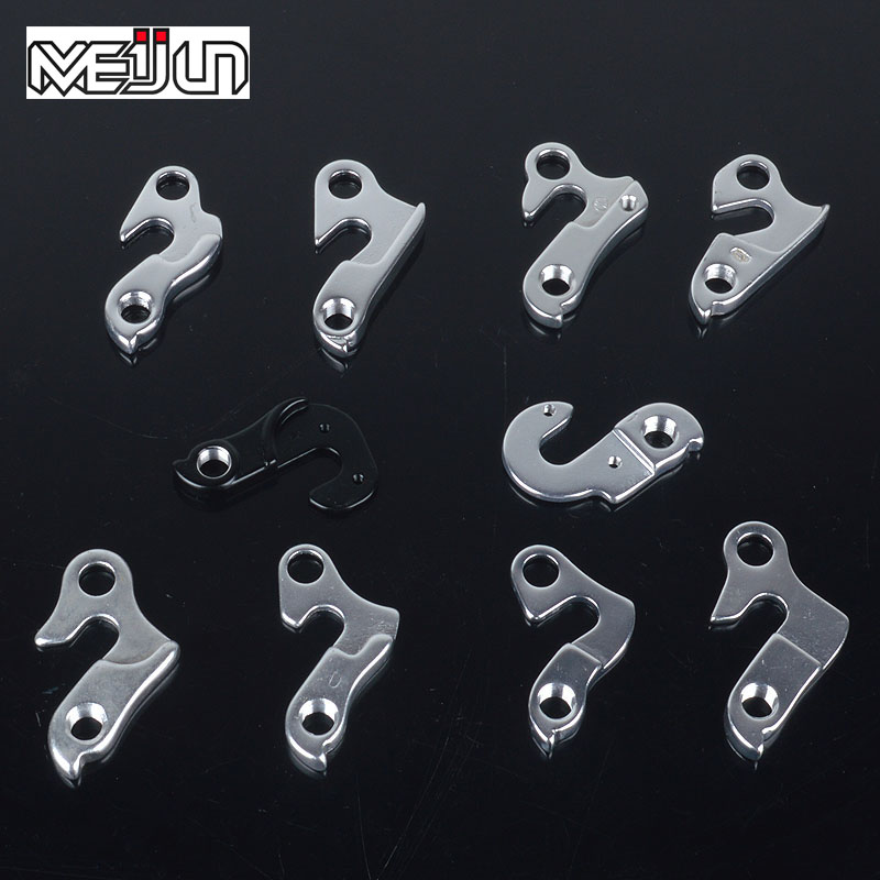 rear derailleur hangers for carbon-cycle full suspension MTB frame alloy