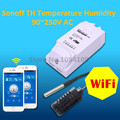 2016 New ITEAD Sonoff TH - Temperature And Humidity Monitoring WiFi Wireless Smart Switch For Smart Home