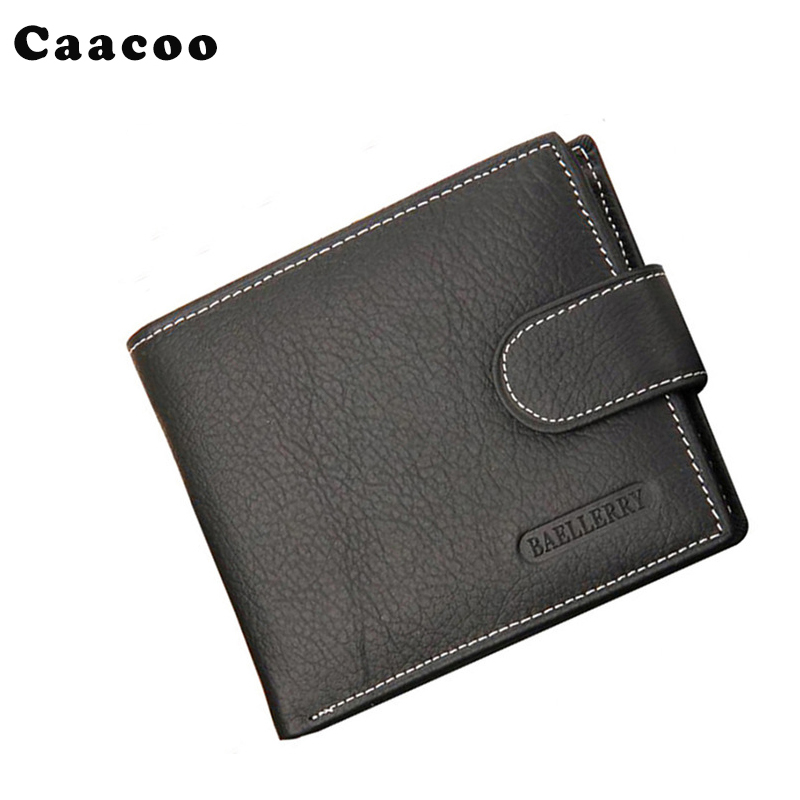 ארנק עור אמיתי עם מחזיק כרטיס אשראי או - ארנקים
