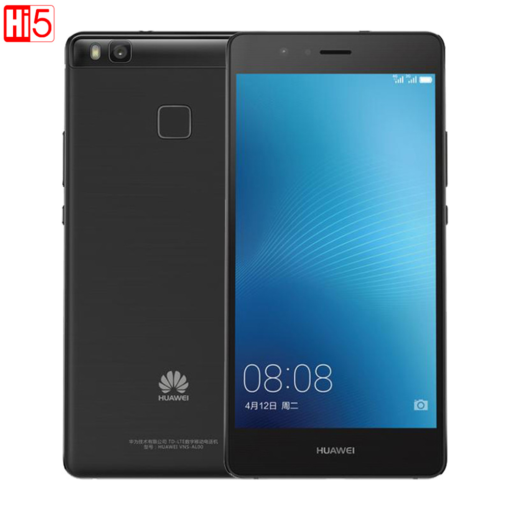 2016 Original Huawei P9 G9 Lite Mobile Phone 4G LTE Hisilicon Kirin 650 Octa Core 3GB RAM 16G ROM 5.2
