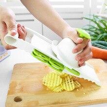 7 in 1 Kunststoff Gemüse Obst Schneidemaschinen Cutter Verstellbare Edelstahl Klingen multifunktions ABS Peeler Grater Slicer