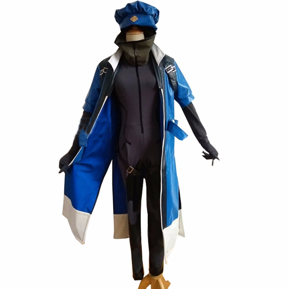 2018 Jeu OW Ana Amari cosplay Cosplay Costume Fait Sur Commande N'importe Quelle Taille