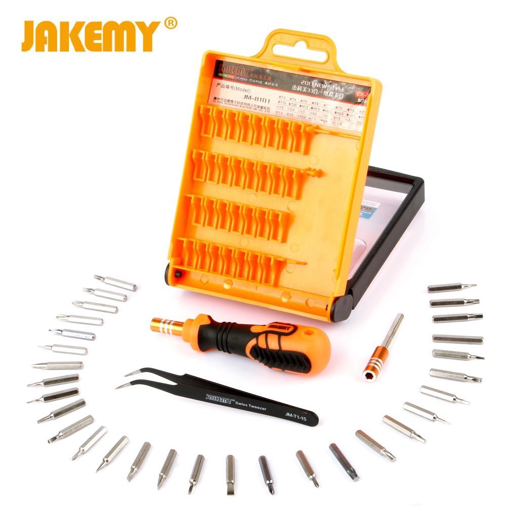 32 in1 Multifunctional Precision Screwdriver Set For iPhone Laptop Mini Electronic Screwdriver Bits Repair Tools Kit