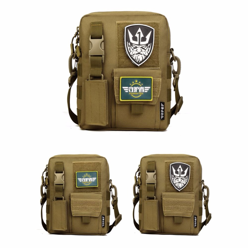 Camping & Hiking Waterproof Bag Military Tactical Rucksacks Camping Shoulder Cross Body Outdoor Bag Belt Sling Bags Laptop Messenger Bags Reasonable Price