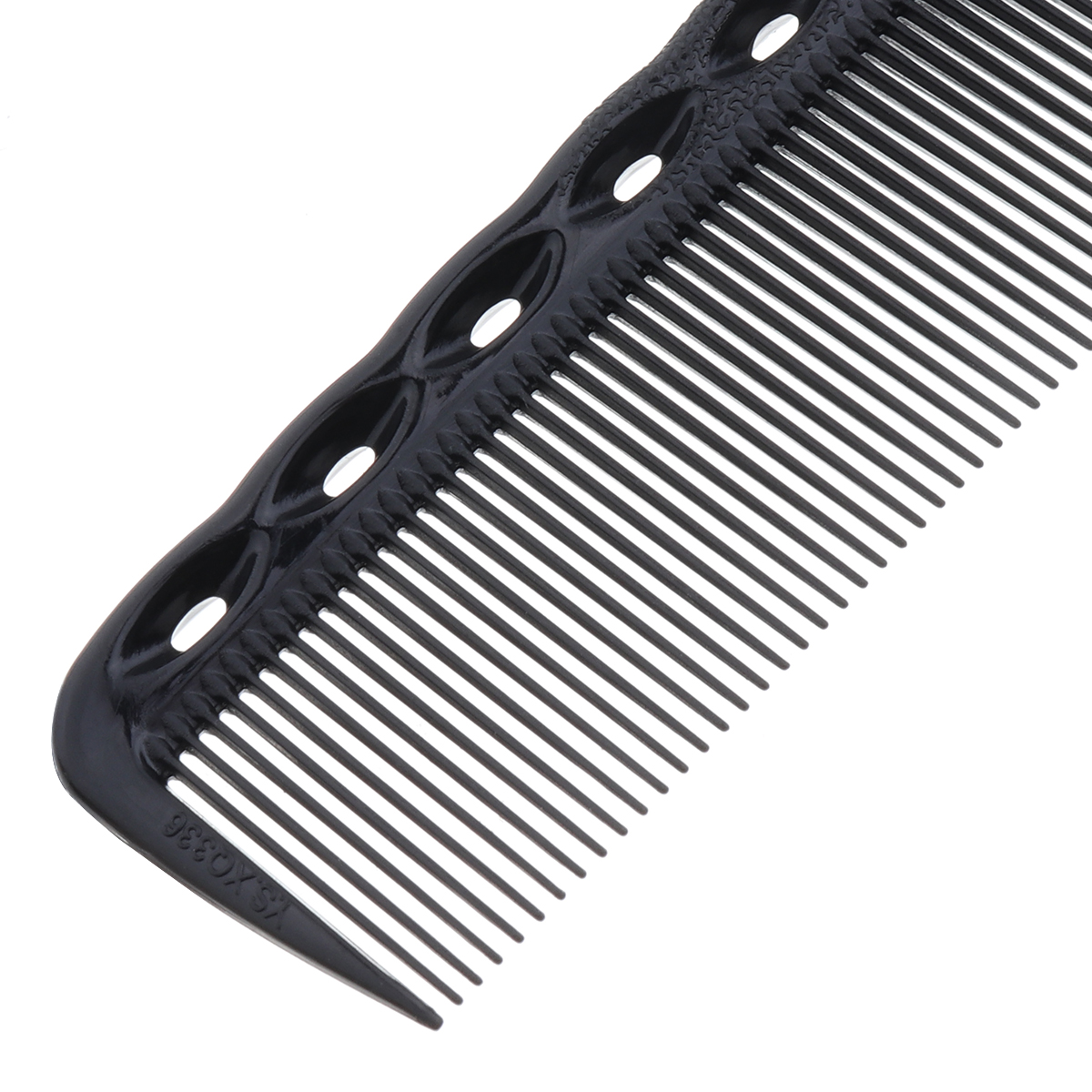 Image 3 - 4 Colors Professional Hair Combs Barber Hairdressing Hair Cutting Brush Anti static Tangle Pro Salon Hair Care Styling Tool-in Combs from Beauty & Health