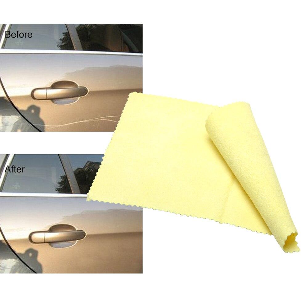 Car Polish Scratch Repair Cloth Paint Care Car-styling Light Scuffs Remover Car Surface Fix Auto Maintenance