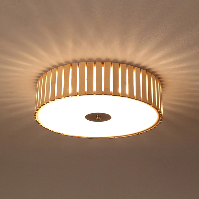 High quality handmade bamboo ceiling lights round d48cm living high quality handmade bamboo ceiling lights round d48cm living room bedroom art deco lighting fixture mozeypictures Images