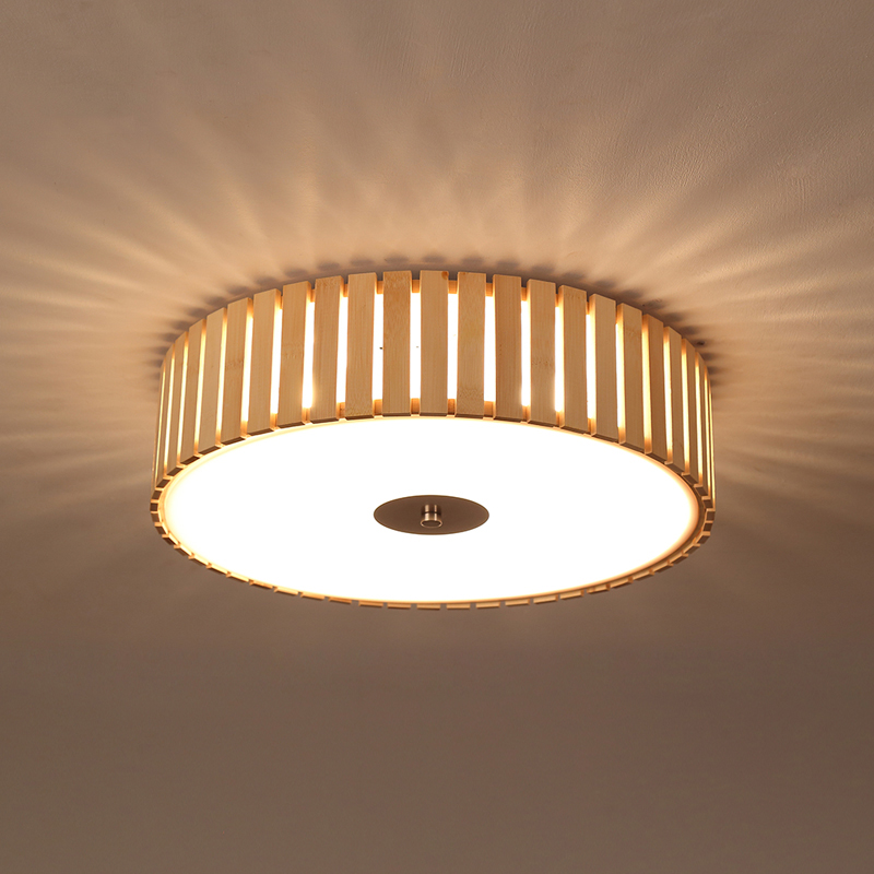 Popular bamboo ceiling light buy cheap bamboo ceiling - Luminaire art deco plafonnier ...