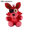 New Five Nights At Freddy's 4 FNAF Fox Foxy Doll Plush Toys 10""