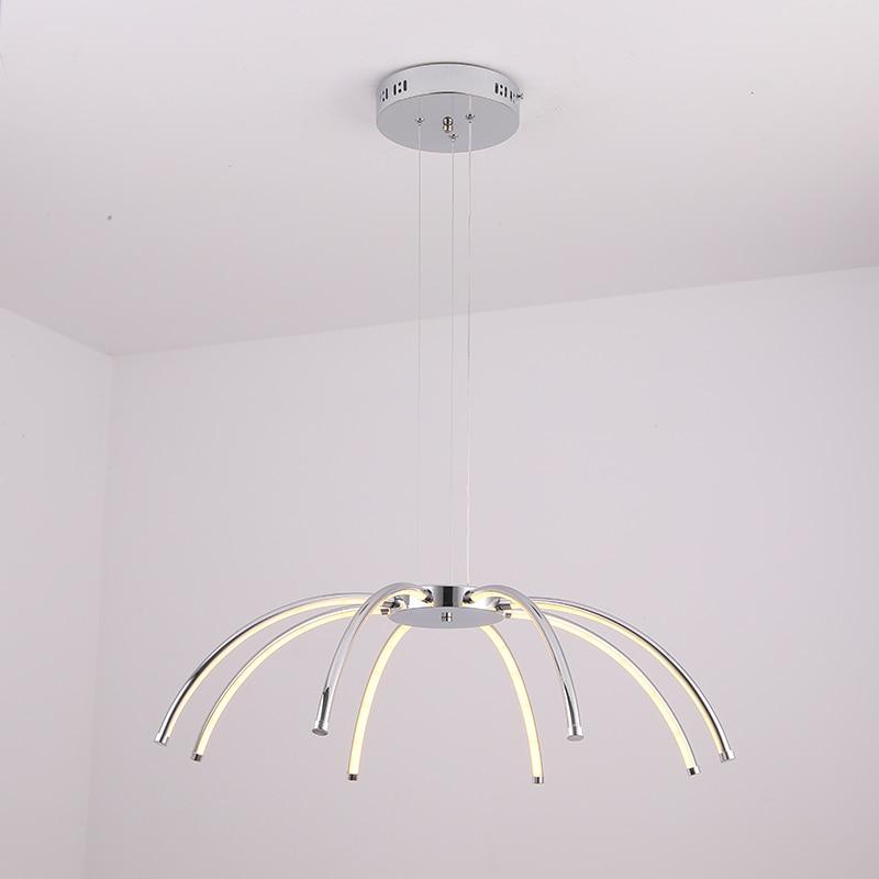 Nordic Lighting Modern LED Pendant Lights For Kitchen Dining room lustre pendente Hanging Ceiling Lamp deco
