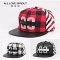 2017 caps 23 fashion black leather snapback caps baseball hats  men women sport hip hop mens womens bone gorras brand sun hats