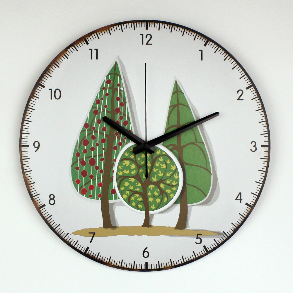 Orologi da parete design interesting orologio da parete vinyl clock di artstick with orologi da - Orologi di design da parete ...