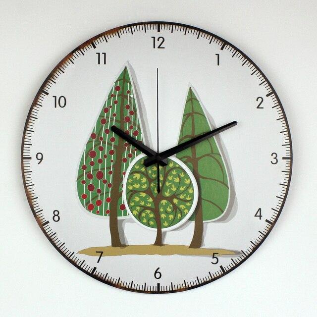 nice design quiet wall clock. Modern Design Bedroom Decor Wall Clock Fashion Home Decoration Warranty 3  Years More Quiet Watch